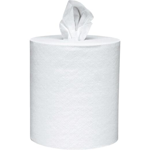 Kimberly Clark Scott White Center Flow Roll Towel (4 Count)