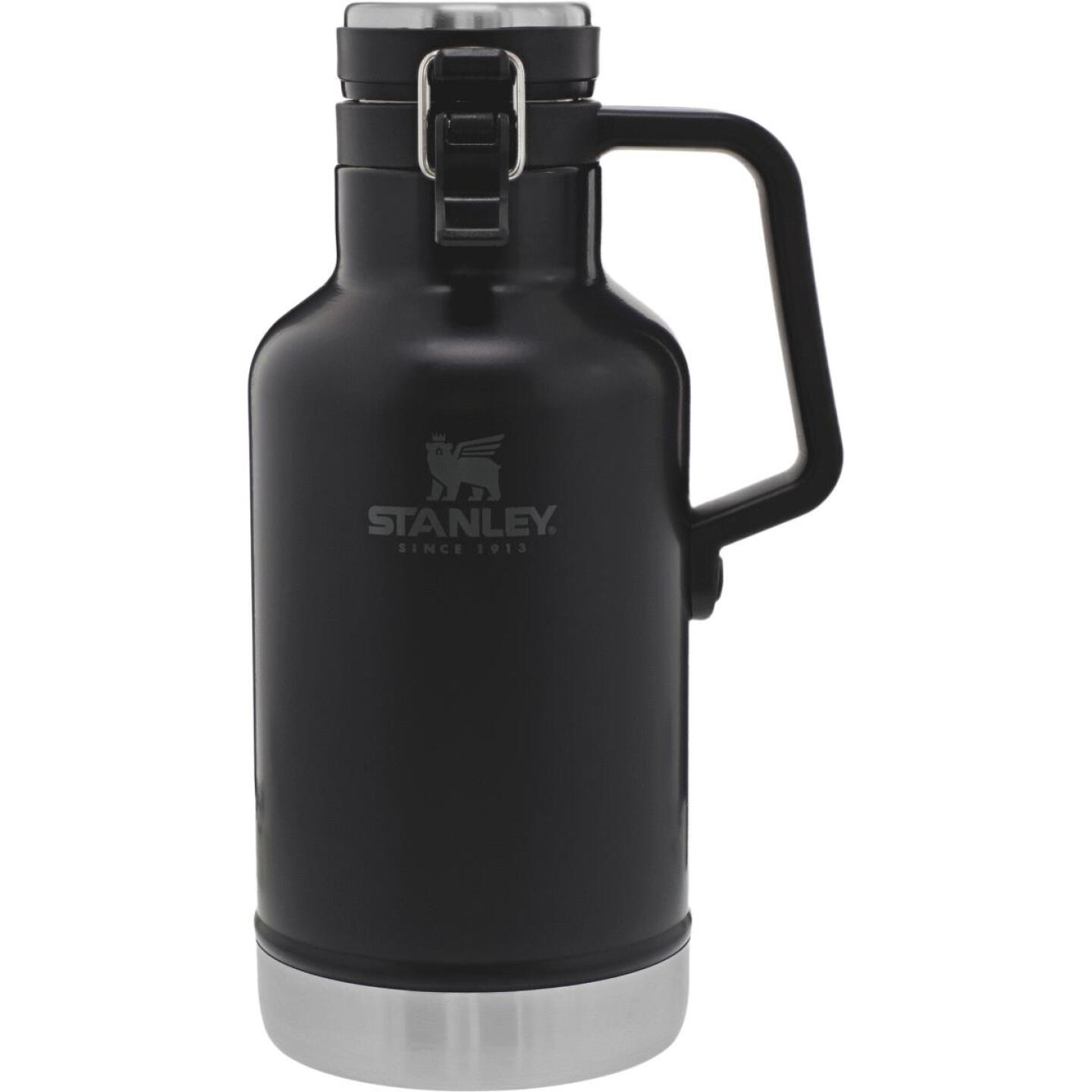 Stanley 64 Oz. Ceramivac GO Growler Bottle Image 1