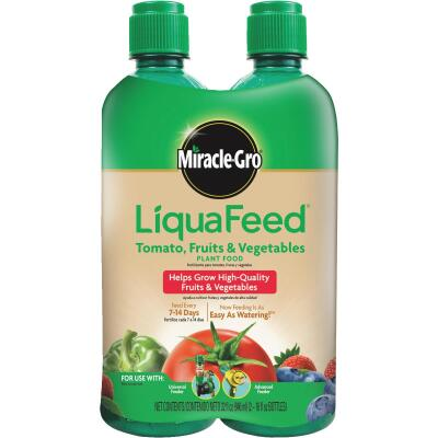 Miracle-Gro LiquaFeed 16 Oz. 9-4-9 Ready To Use Liquid Plant Food