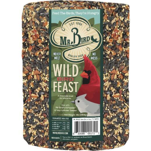 Mr. Bird 72 Oz. Wild Bird Feast Seed Log