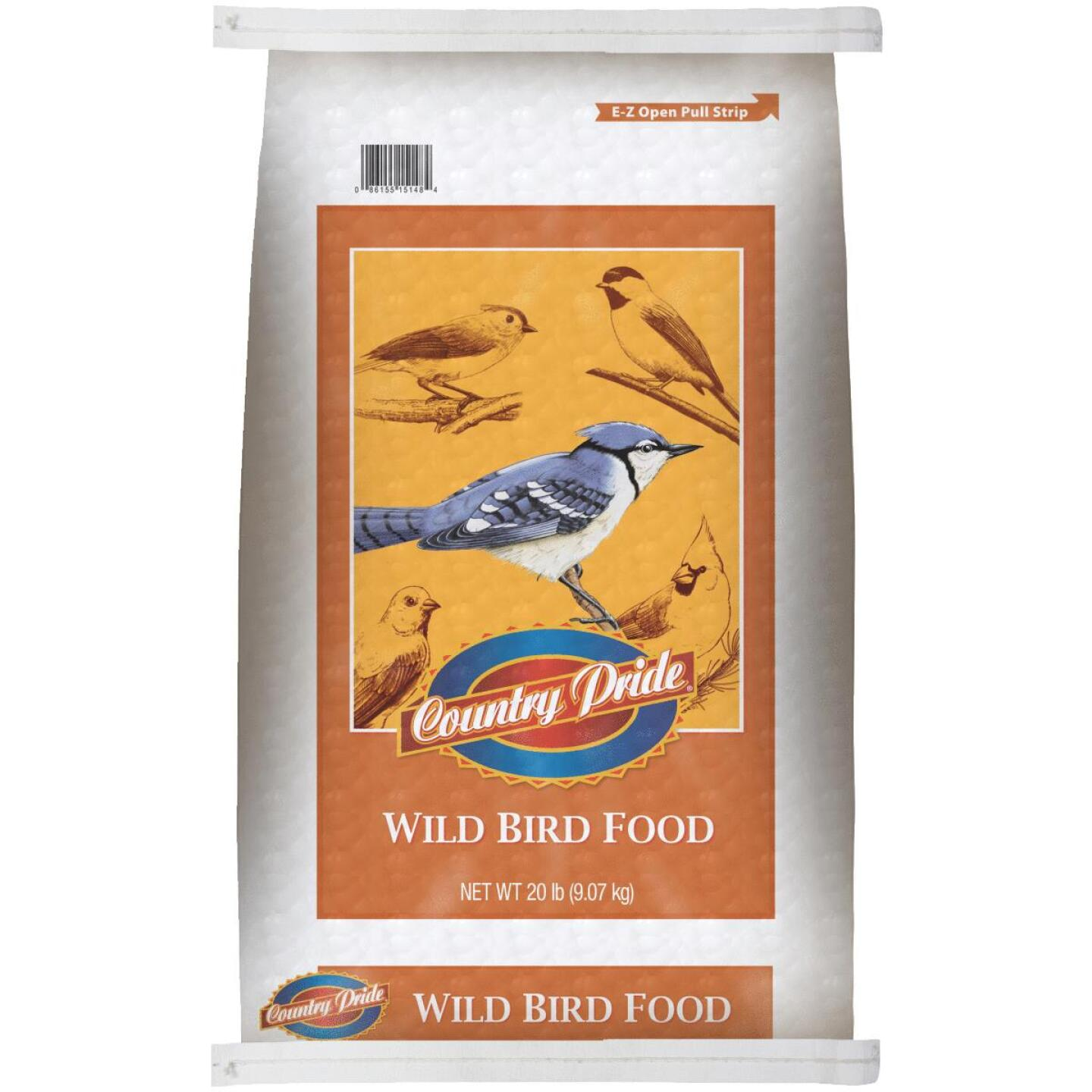 Country Pride 20 Lb. Wild Bird Seed Image 1