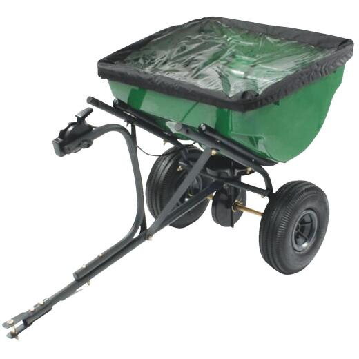 Precision 100 Lb. Broadcast Tow Fertilizer Spreader