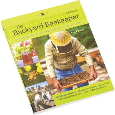 Little Giant The Backyard Beekeeper Paperback Book