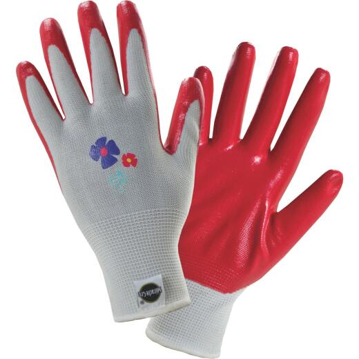 Miracle-Gro Women's Small Nitrile Coated Garden Glove