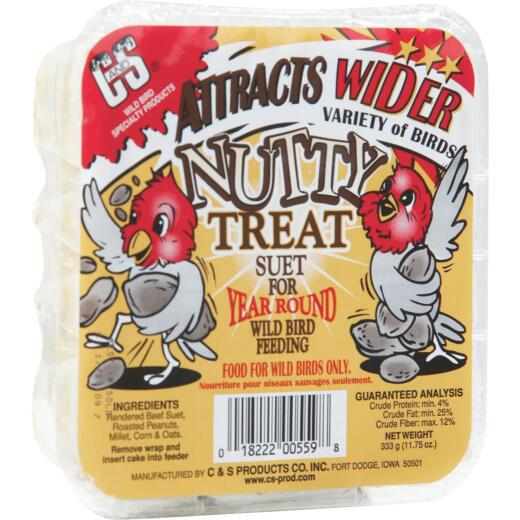 C&S 11.75 Oz. Nutty Treat Suet