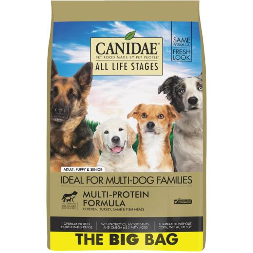 Canidae All Life Stages 44 Lb. Chicken, Turkey, Lamb, & Fish Dry Dog Food
