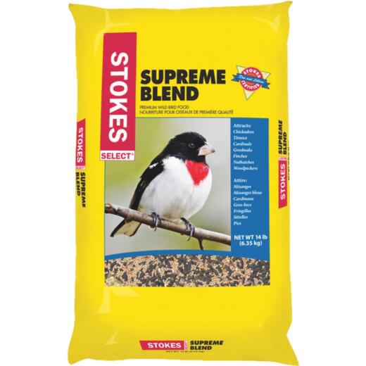 Stokes Select 14 Lb. Supreme Blend Wild Bird Seed