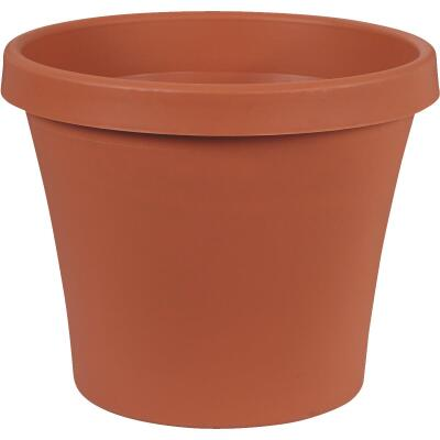 Bloem 6 In. Dia. Terracotta Poly Classic Flower Pot
