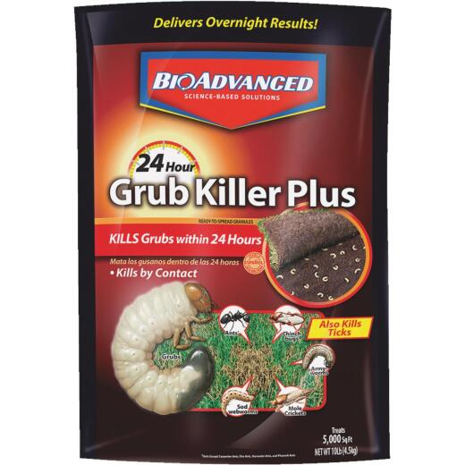 BioAdvanced Grub Killer Plus 10 Lb. Ready To Use Granules Grub Killer