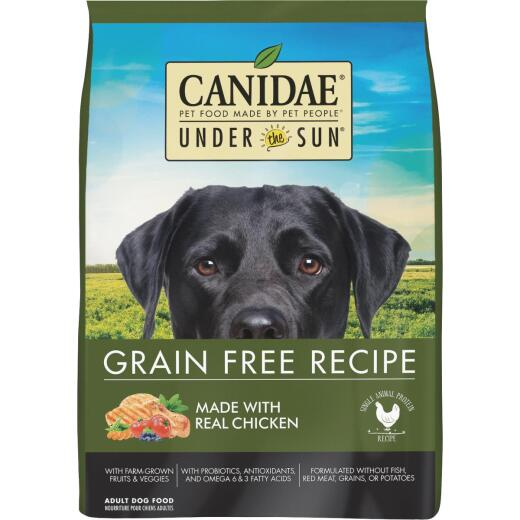Canidae Under The Sun 25 Lb. Chicken Adult Dry Dog Food