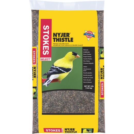 Stokes Select 4 Lb. Nyjer Thistle Wild Bird Seed