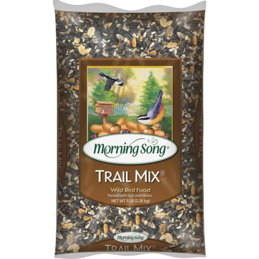 Morning Song 5 Lb. Trail Mix Wild Bird Seed