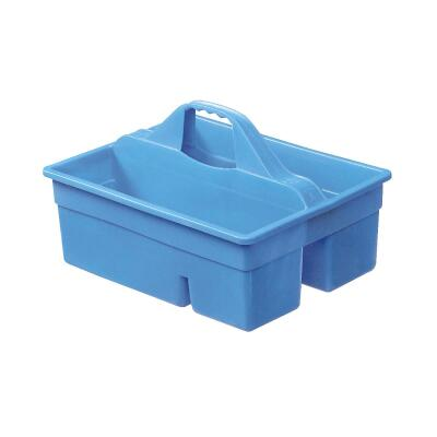 Little Giant Duraflex 13-1/4 In. W x 10-1/2 In. H x 17 In. L Blue Tool Tote