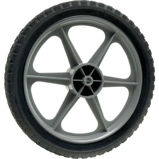 Arnold 14 In. x 1.75 In. Plastic Spoke Wheel
