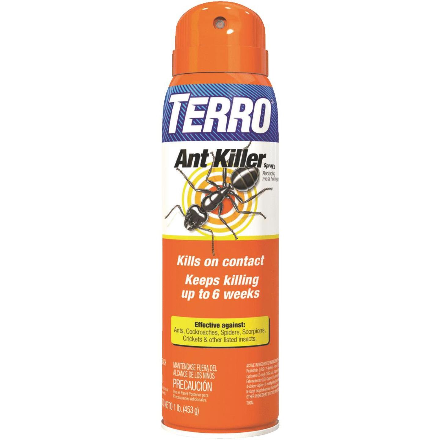 Terro 16 Oz. Aerosol Spray Ant & Roach Killer Image 1