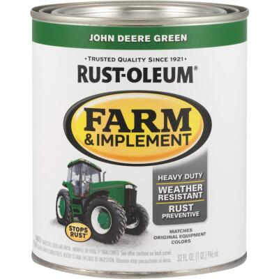 Rust-Oleum 1 Quart John Deere Green Gloss Farm & Implement Enamel