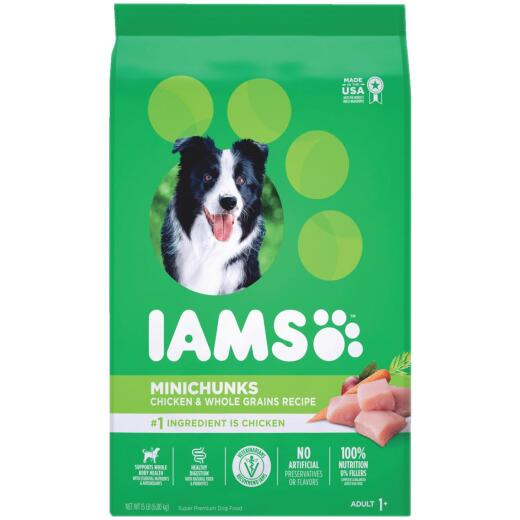 IAMS Proactive Health Minichunks 15 Lb. Adult Dry Dog Food