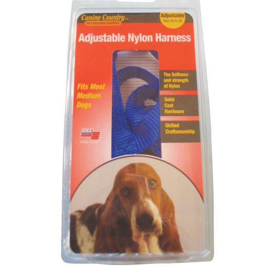 Westminster Pet Ruffin' it 20 In. to 28 In. Blue Harness