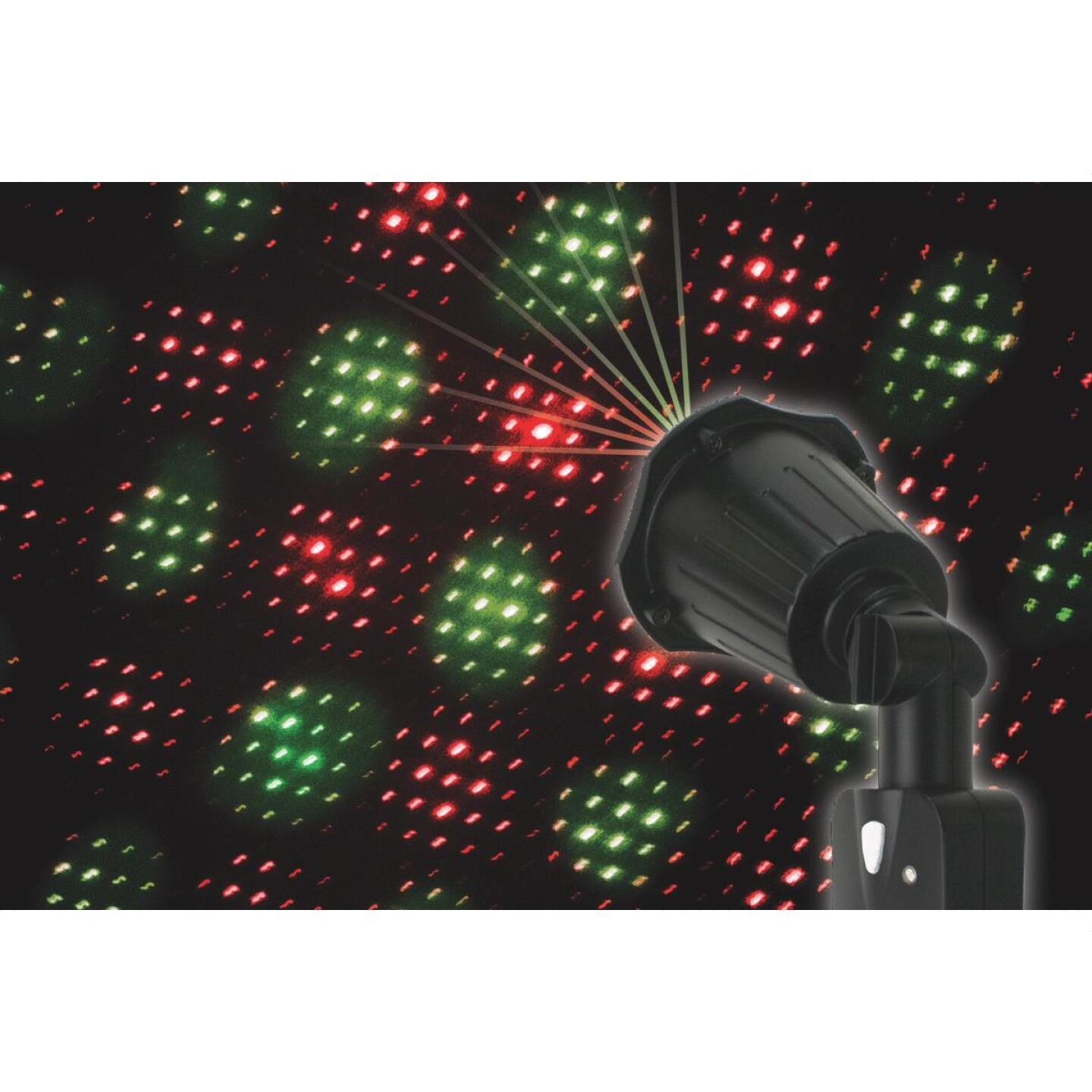 Prime Wire & Cable LED 5W Holiday Laser Light Projector Image 5