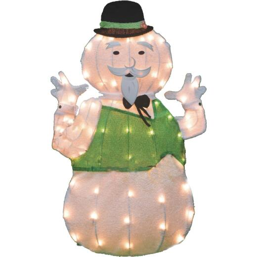 Product Works 32 In. Incandescent Sam The Snowman Holiday Figure