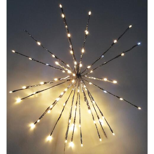 J Hofert 16 In. LED Lighted Bursting Star