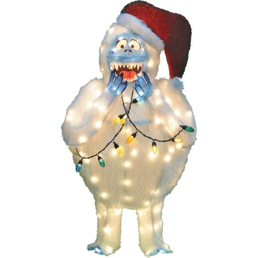 Product Works 32 In. Incandescent Bumble Holiday Figure
