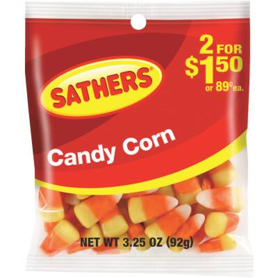 Sathers 3.25 Oz. Candy Corn