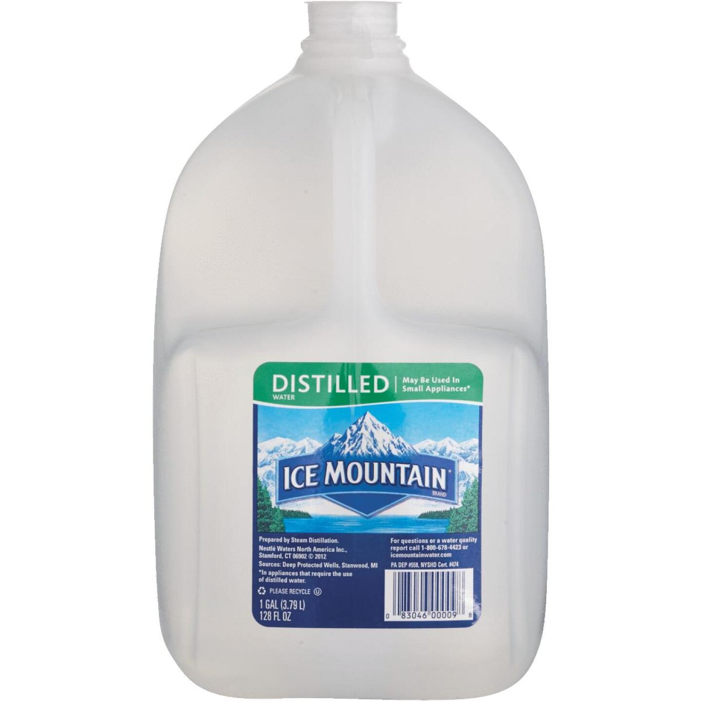 Ice Mountain 1 Gal. Distilled Water Image 3